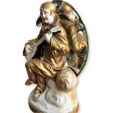 Antieke Pierrot 19e eeuw