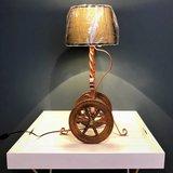 Lamp op Wielen