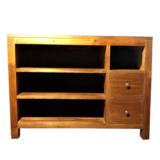 Teakhout tv meubel / dressoir