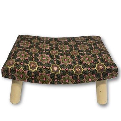 voetenbank batik