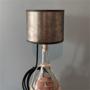 Fleslamp met cylinder kap