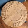 Bijzettafel Moorlach incl. glasplaat