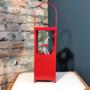 Industriële geurlamp rood